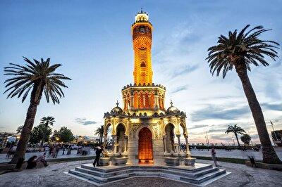 İzmir Çıkışlı Turlar