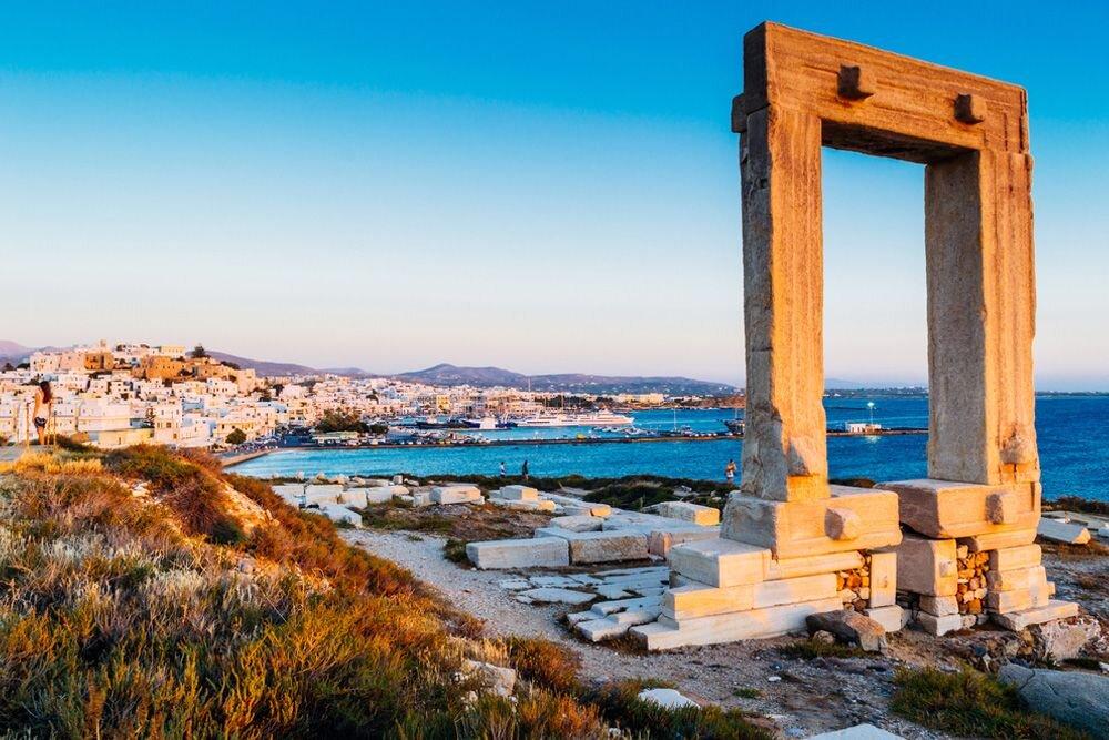 Naxos Hakkında