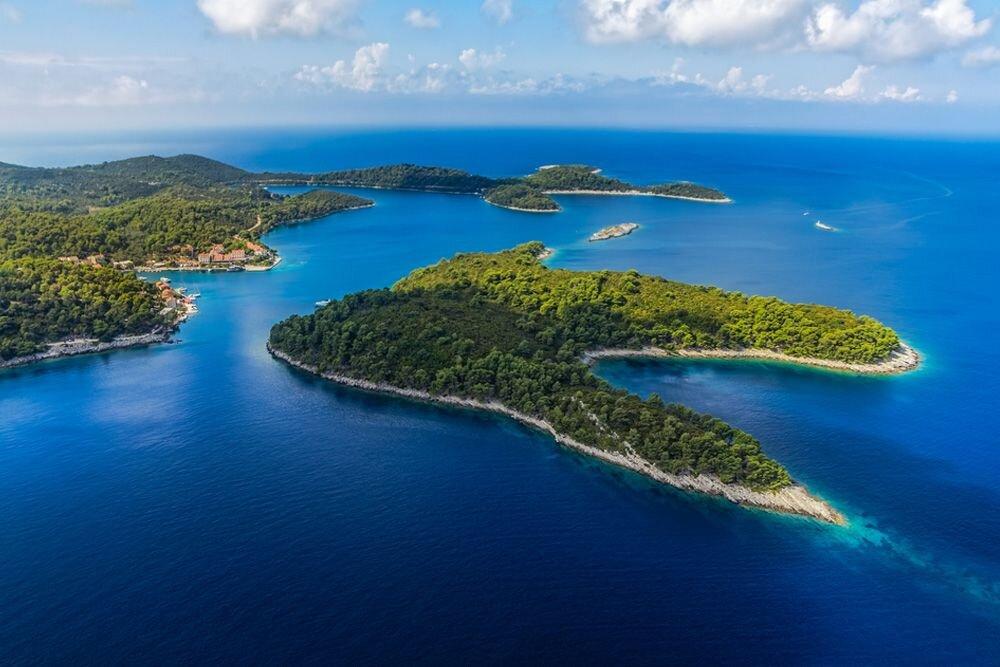 Güney Dalmaçya Yelken Rotaları