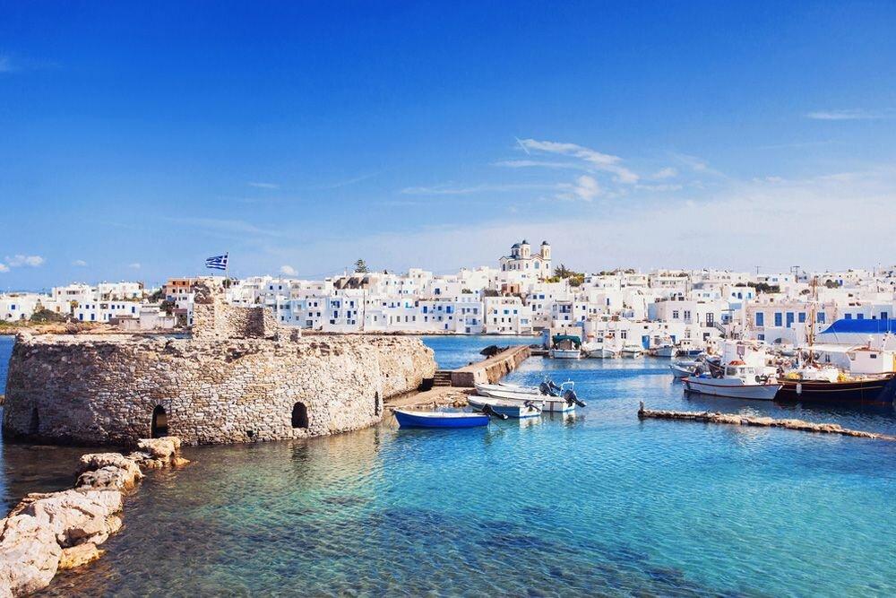 Paros Adası Hakkında