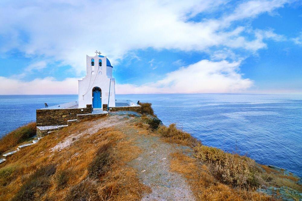 Sifnos Adası Hakkında