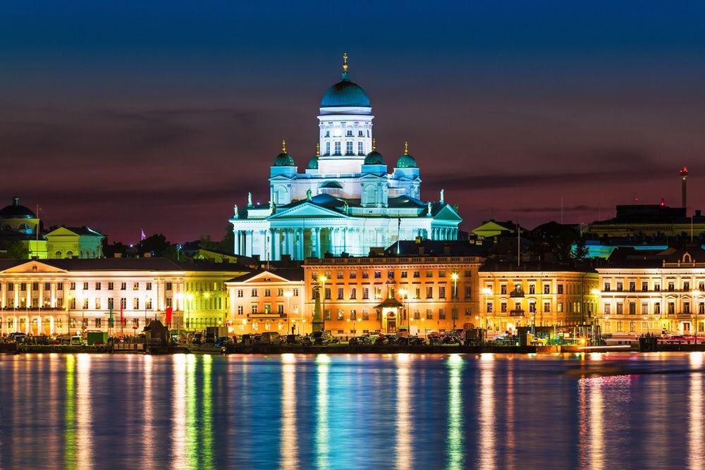 Helsinki - Talinn - Riga Turları