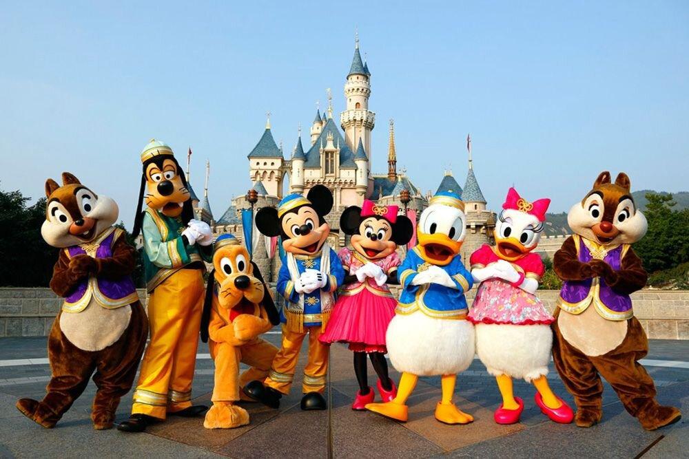 Paris - Disneyland Turları