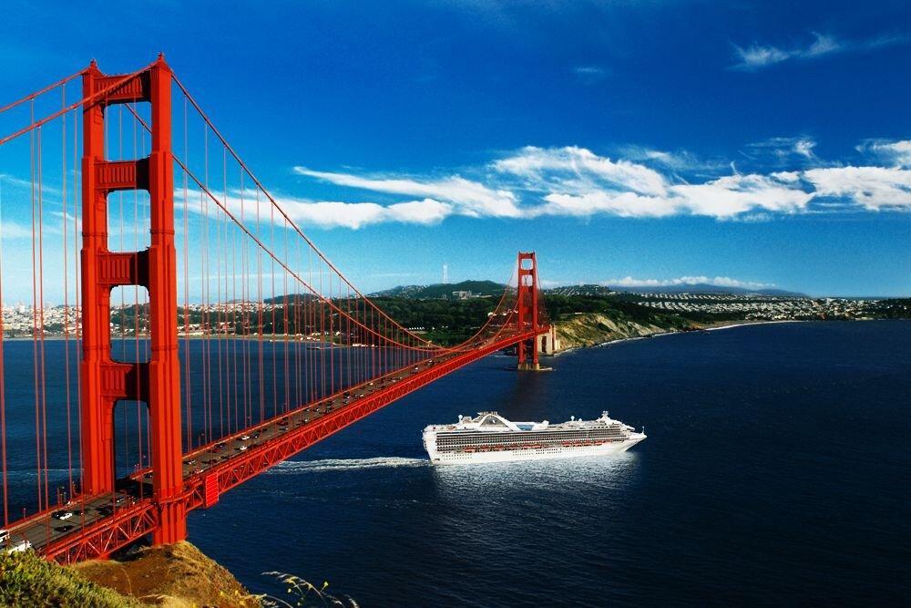 Batı Amerika  Gemi Turları