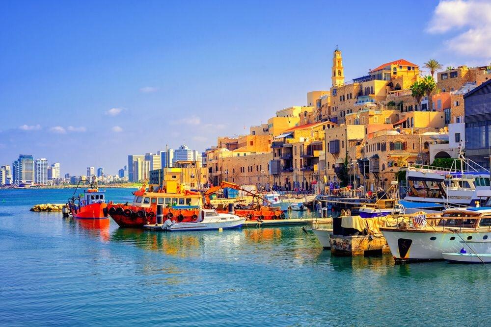 Tel Aviv Hakkında