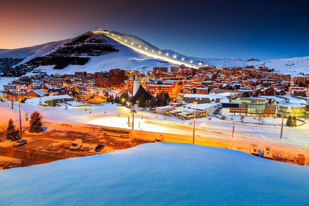 Alpe d'Huez Hakkında
