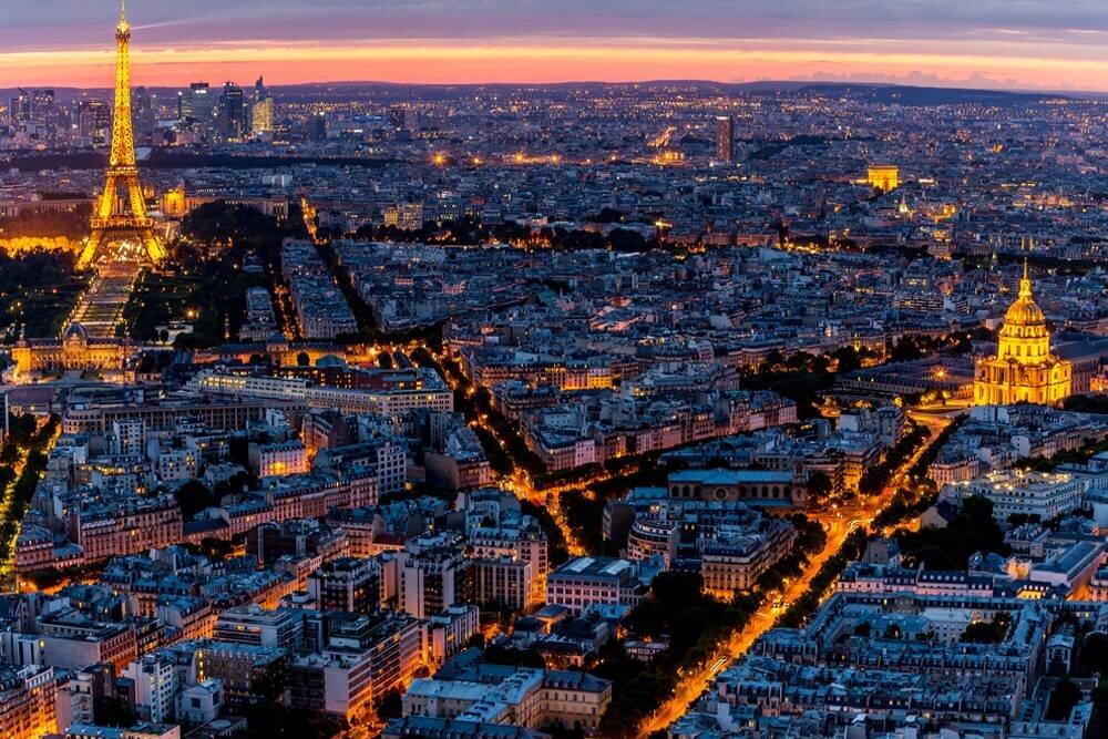 Benelux - Paris Turu Atlasglobal ile 7 Gece / 8 Gün