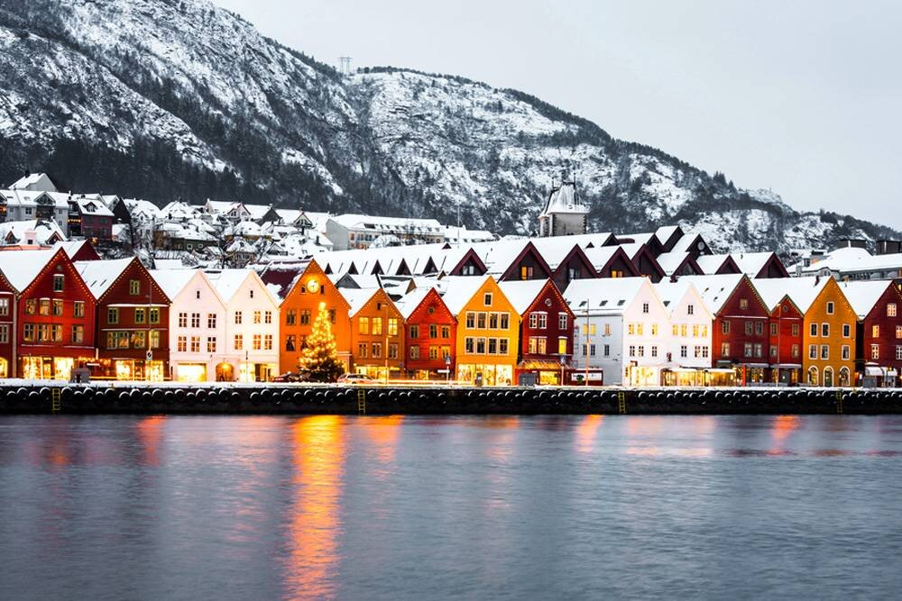 İskandinavya & Fiyordlar Turu THY ile 9 Gece / 10 Gün