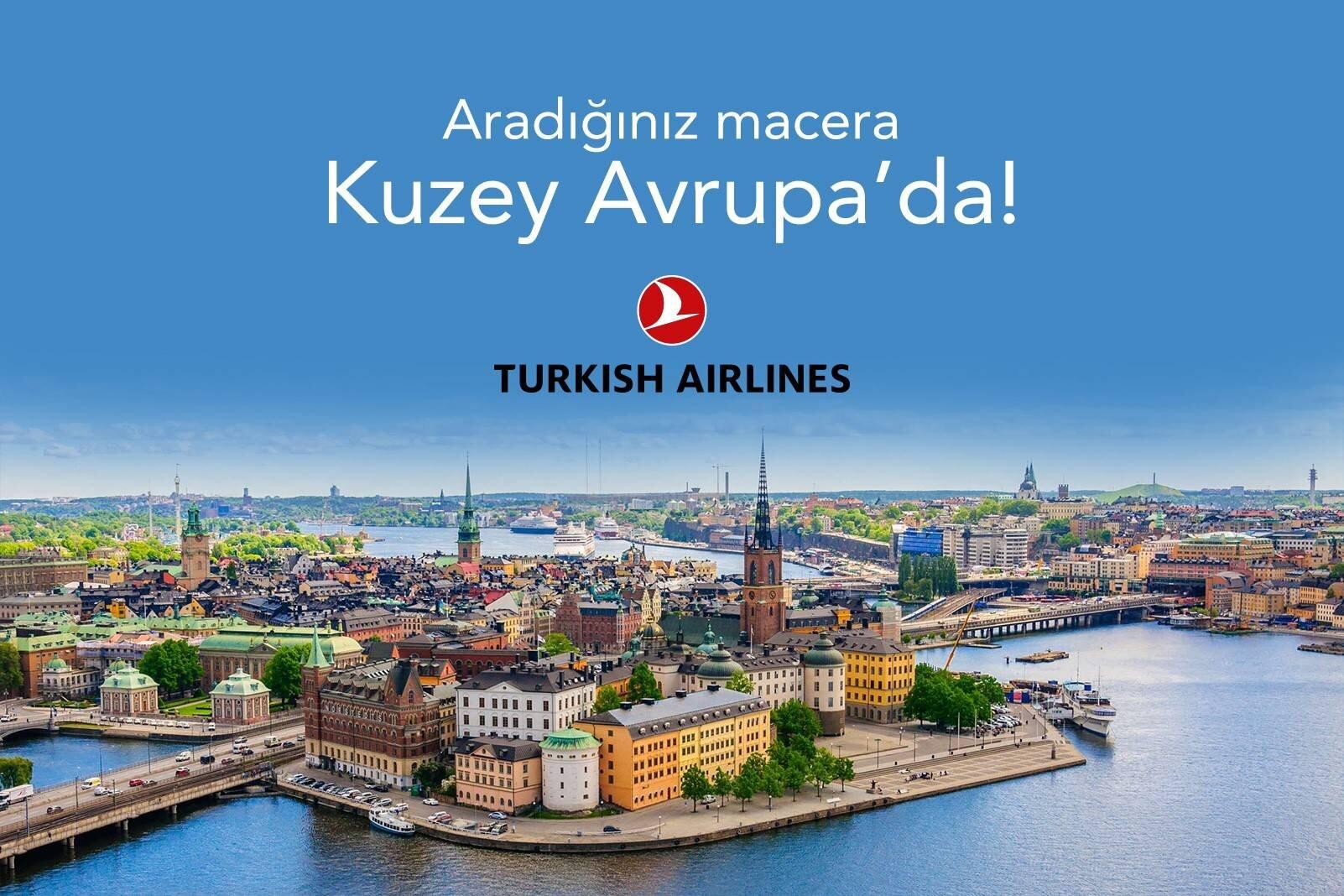 Aradığınız macera Kuzey Avrupa'da!