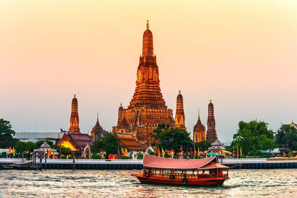 Bangkok – Pattaya Turu (3*) Mahan Hava Yolları 5 Gece / 7 Gün