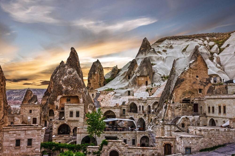 Kapadokya Turu (4*) Lüks Otobüsler ile 1 Gece 3 Gün