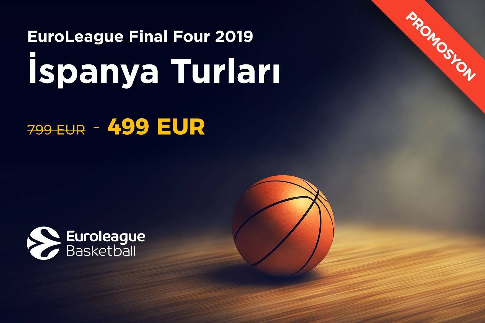 EuroLeague Final Four 2019