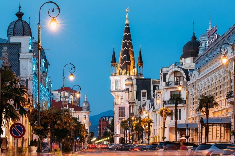 Karadeniz Rüyası ve Batum Turu Lüks Otobüsler ile Ulaşım