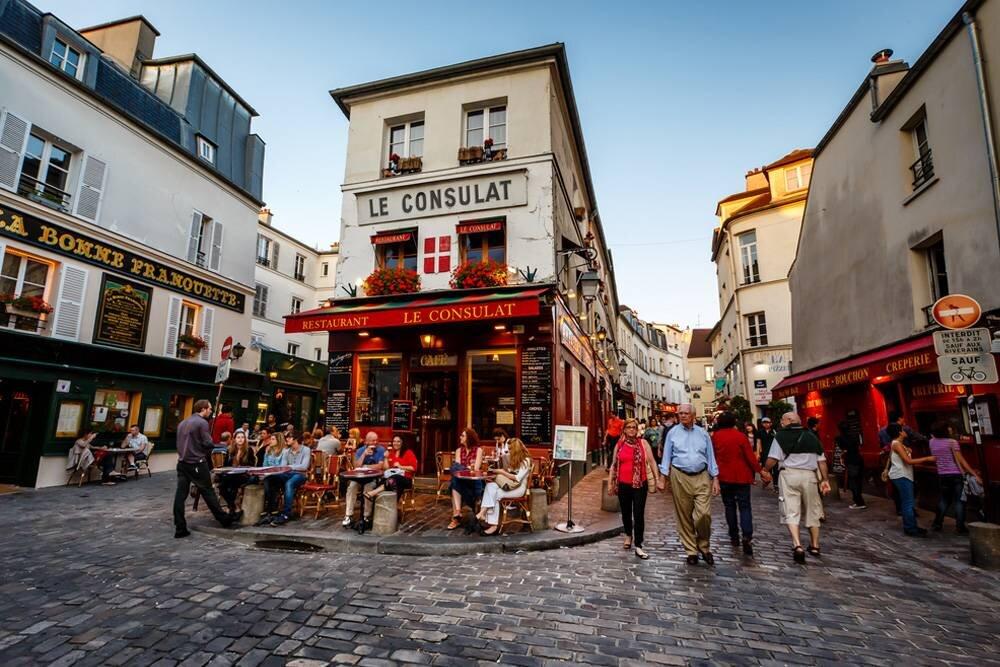 Benelux - Paris Turu Atlas HY ile 7 Gece / 8 Gün