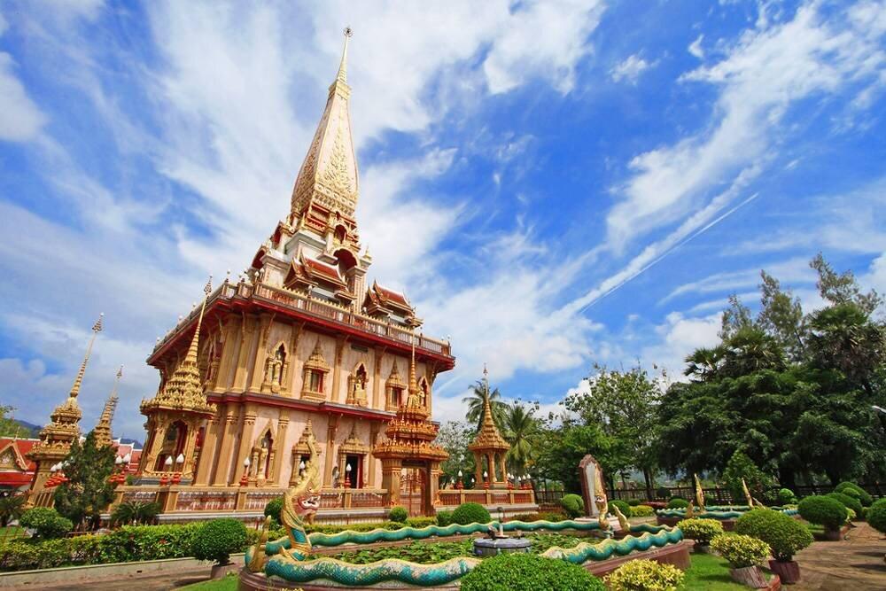 Phuket Turu (4*) THY ile 5 Gece / 7 Gün