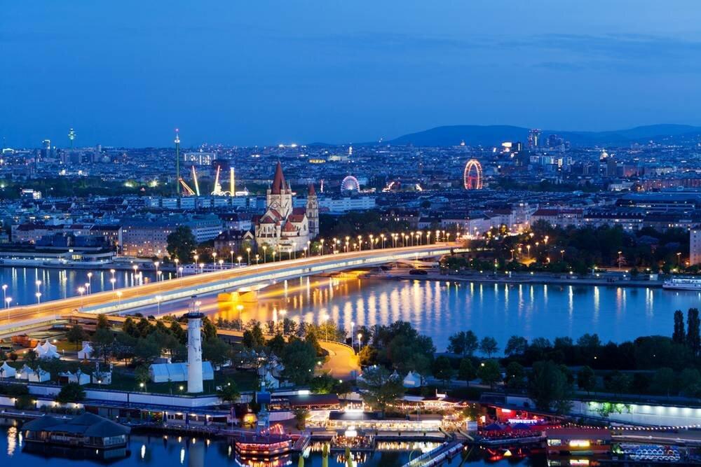 Viyana - Budapeşte - Prag - Viyana Turu