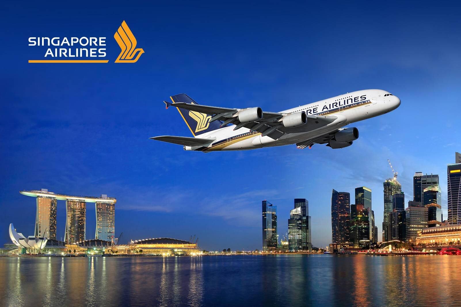Singapur Havayolları ile İndirimli Uçun!