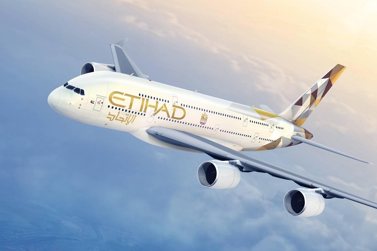 Etihad Airways İndirimli Uçuş Fırsatı