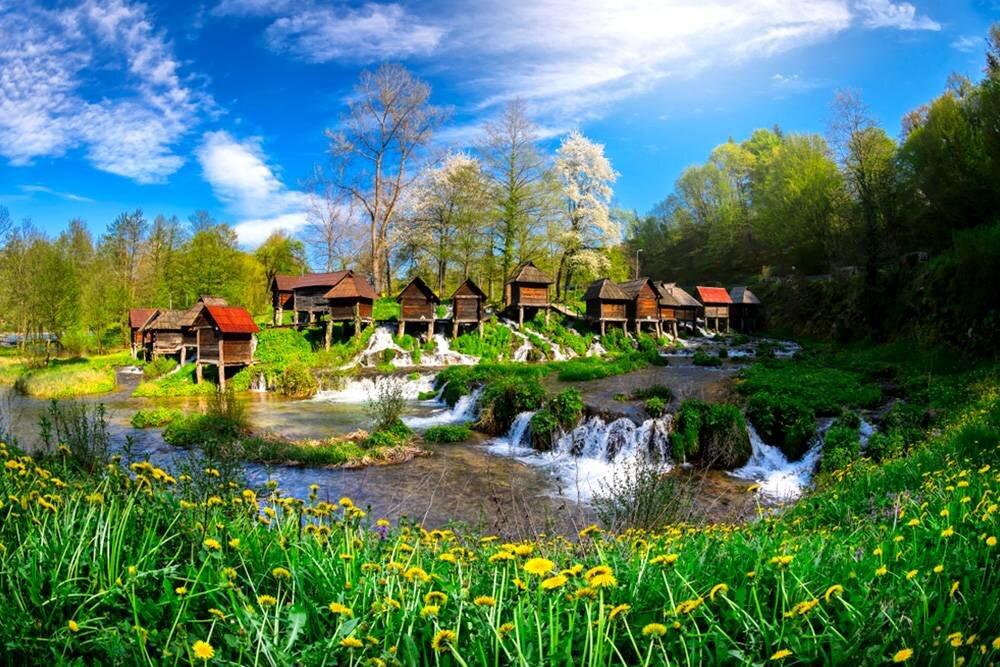 Mavi ve Yeşil Balkanlar Turu