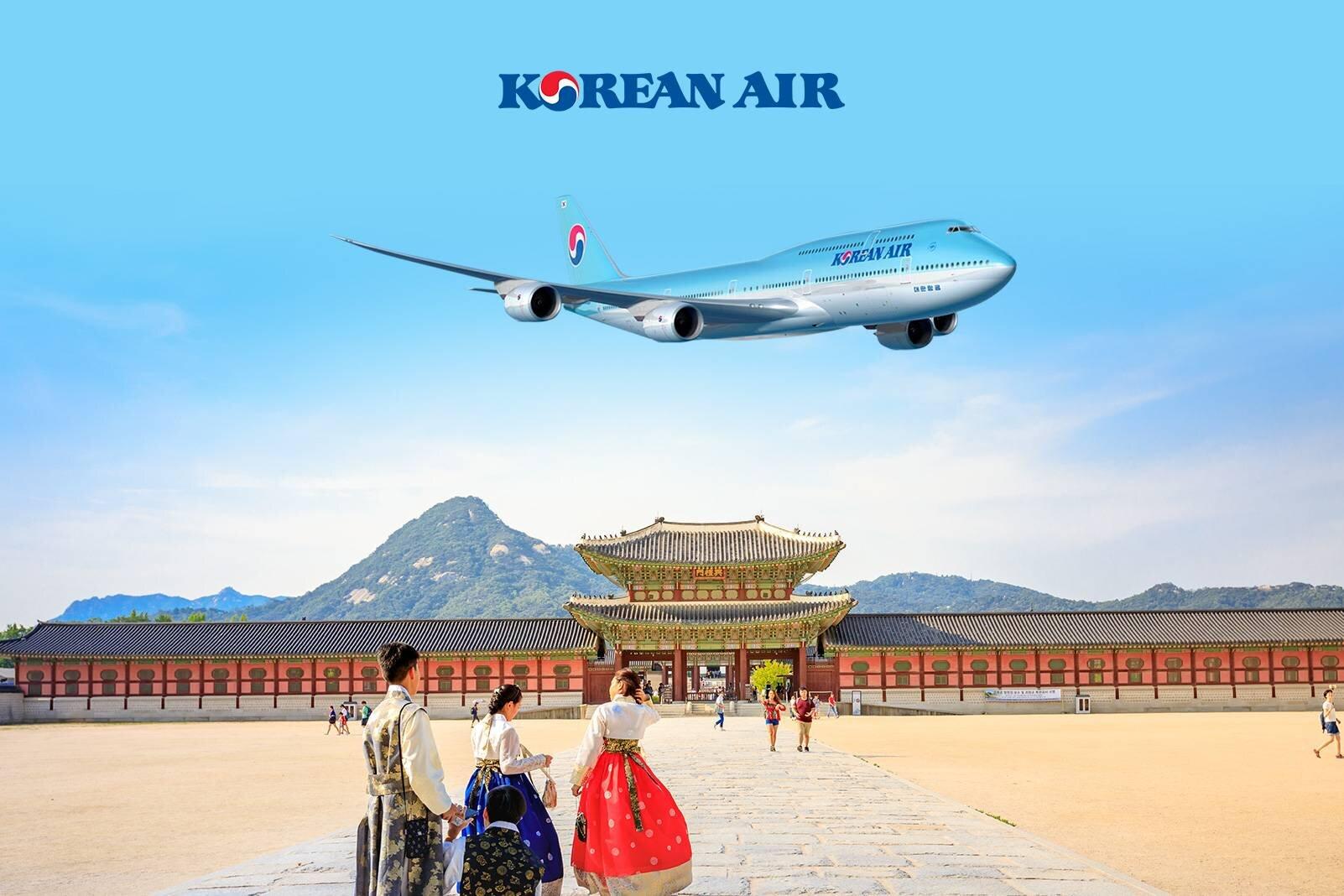 Korean Air ile Seul Uçuşlarında İndirim Fırsatı