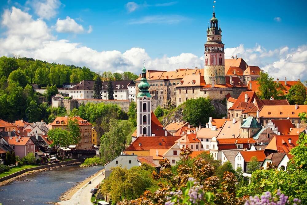 Prag - Viyana - Budapeşte Turu