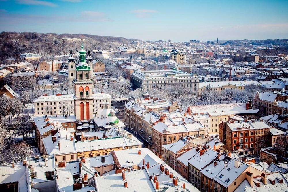 Lviv Turu THY ile 3 Gece / 4 Gün