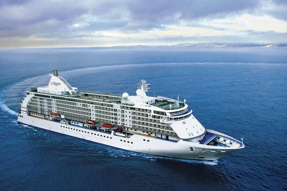 6* Seven Seas Voyager ile Akdeniz Turu
