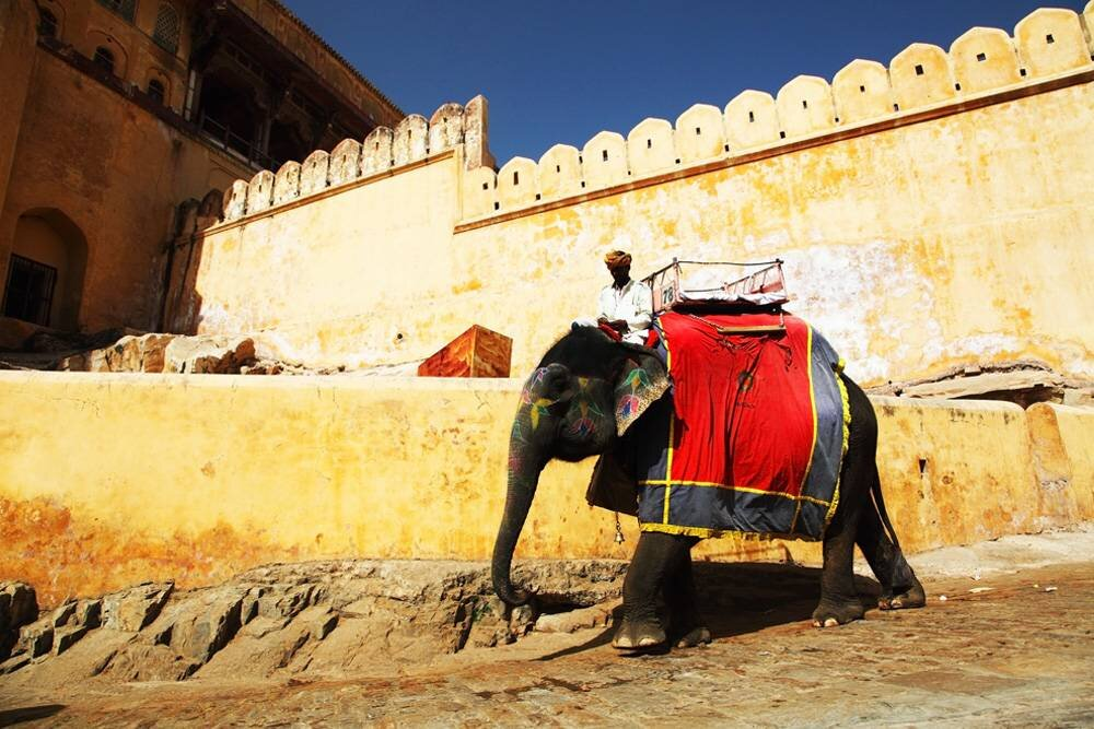 Hindistan Altın Üçgen Turu