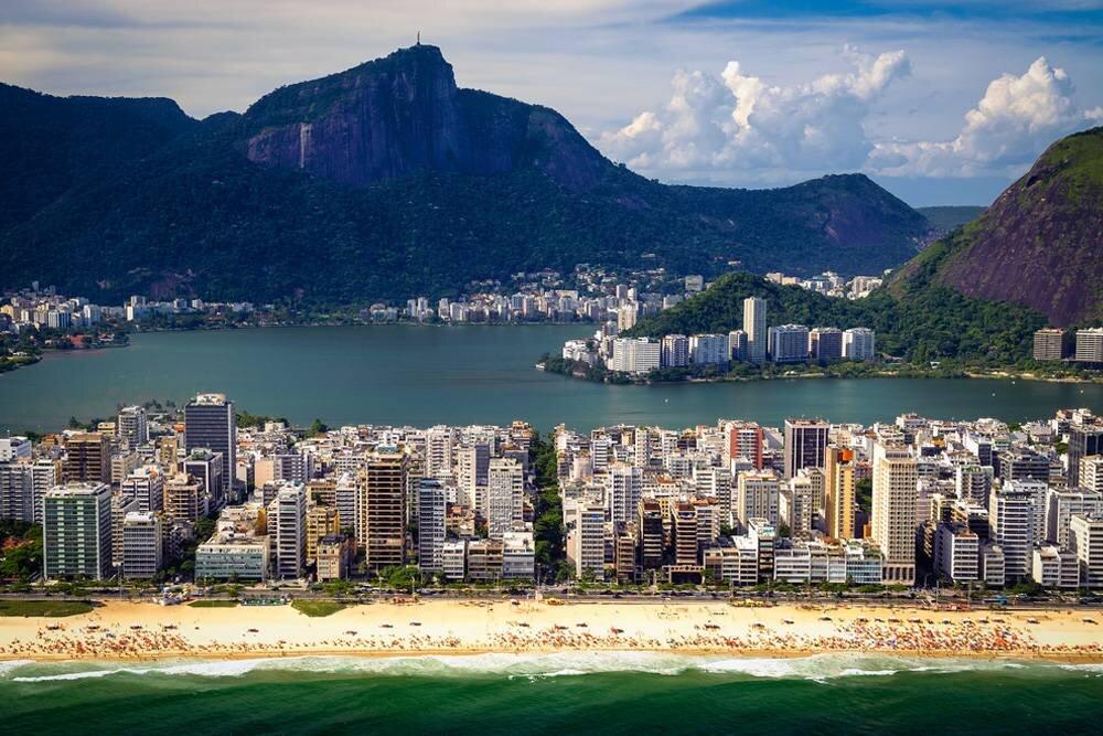 Brezilya Rio Karnavalı Turu Air France Hava Yolları ile 7 Gece / 8 Gün