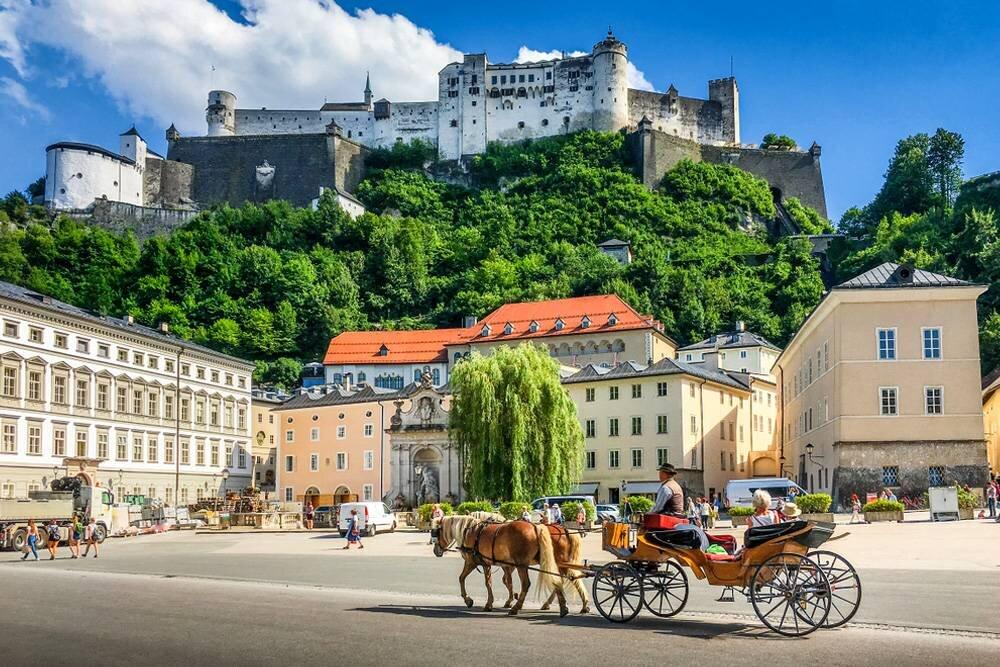 Alpler'in Eteğinde Romantik Göller ve Orta Avrupa Fenomenleri ( 3*-4* Oteller)