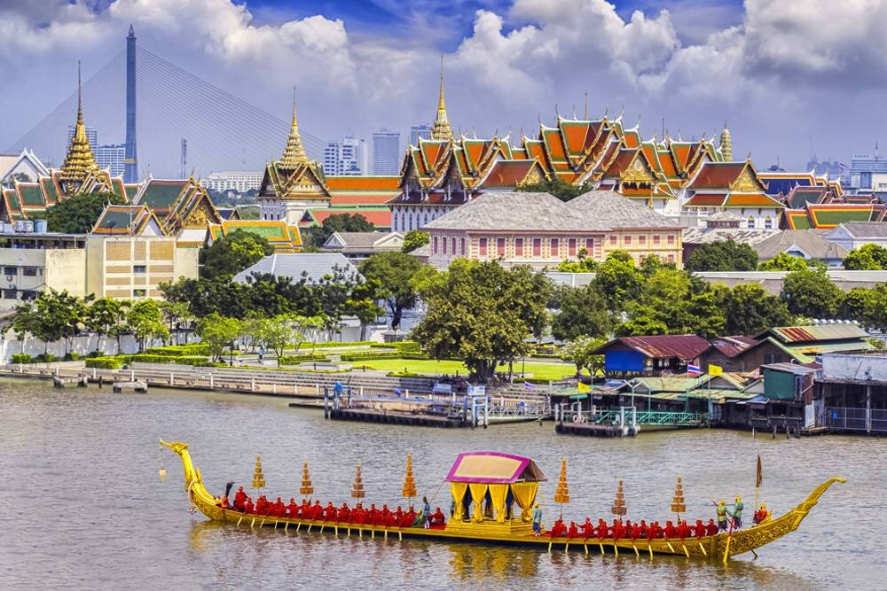 Phuket - Bangkok - Pattaya Turu