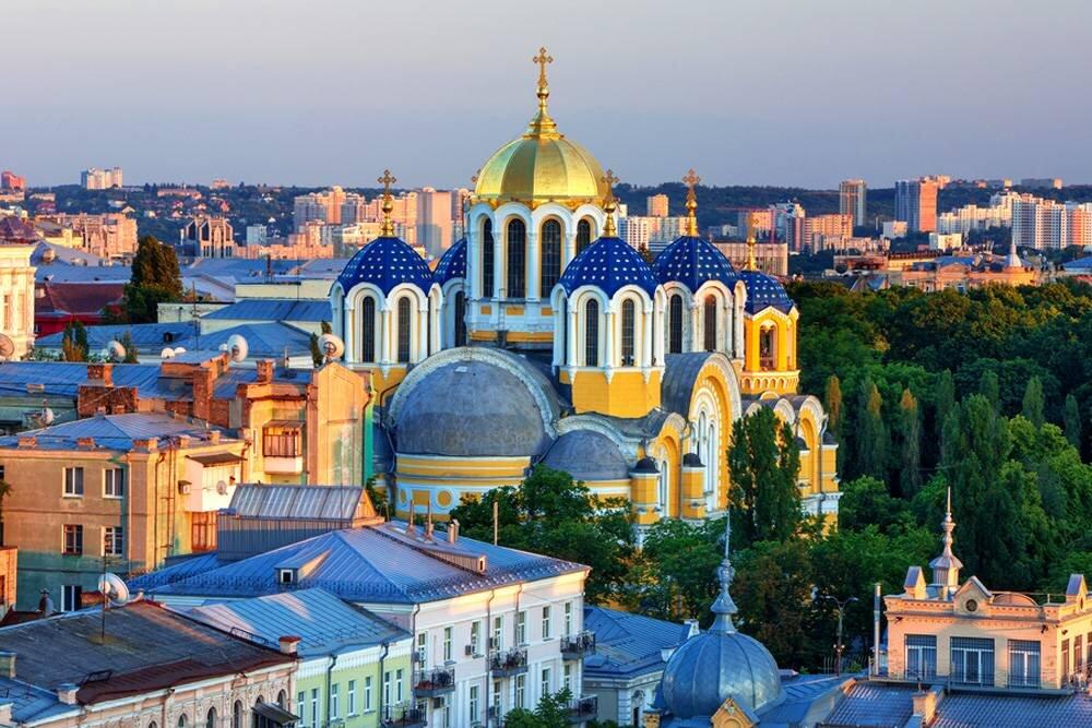 Yeni Grand Ukrayna Turu  Onurair HY İle 7 Gece / 8 Gün
