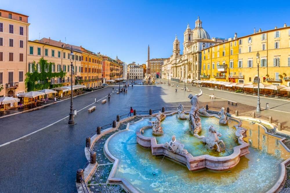 Klasik İtalya Turu Pegasus HY ile 7 Gece / 8 Gün