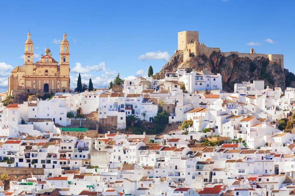 Portekiz - Güney İspanya - Endülüs Turu