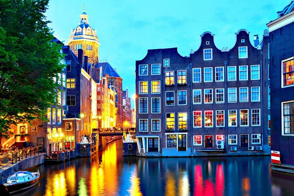 Amsterdam Turu THY ile 3 Gece / 4 Gün