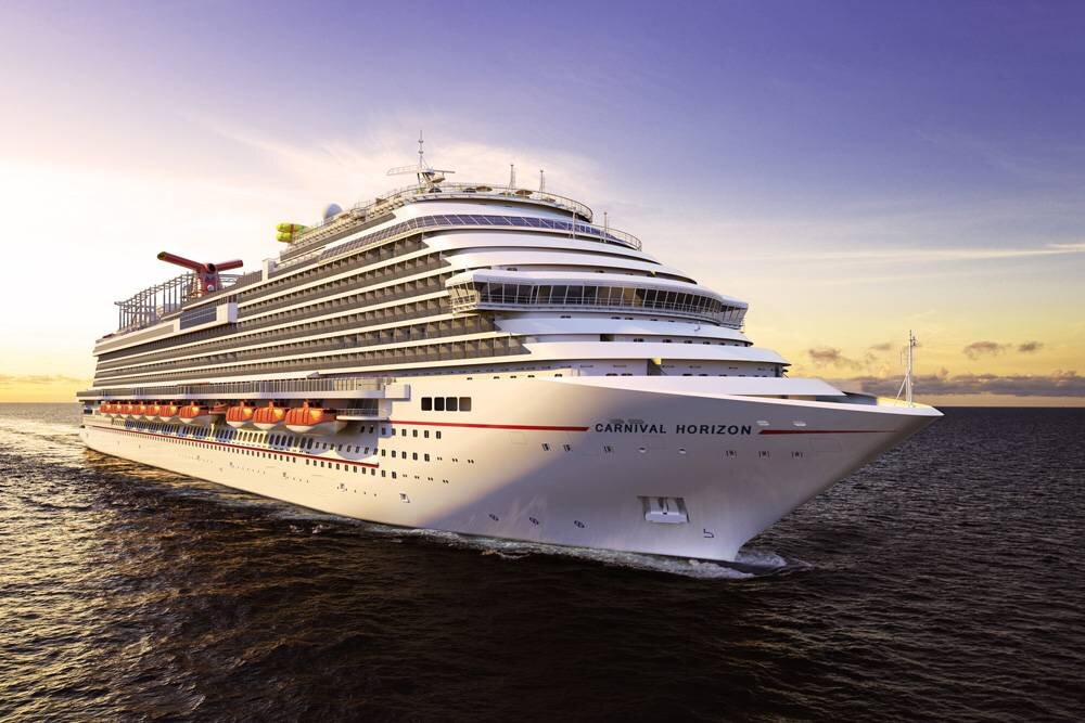5 * Carnival Horizon İle Sömestir'de Karayipler Turu