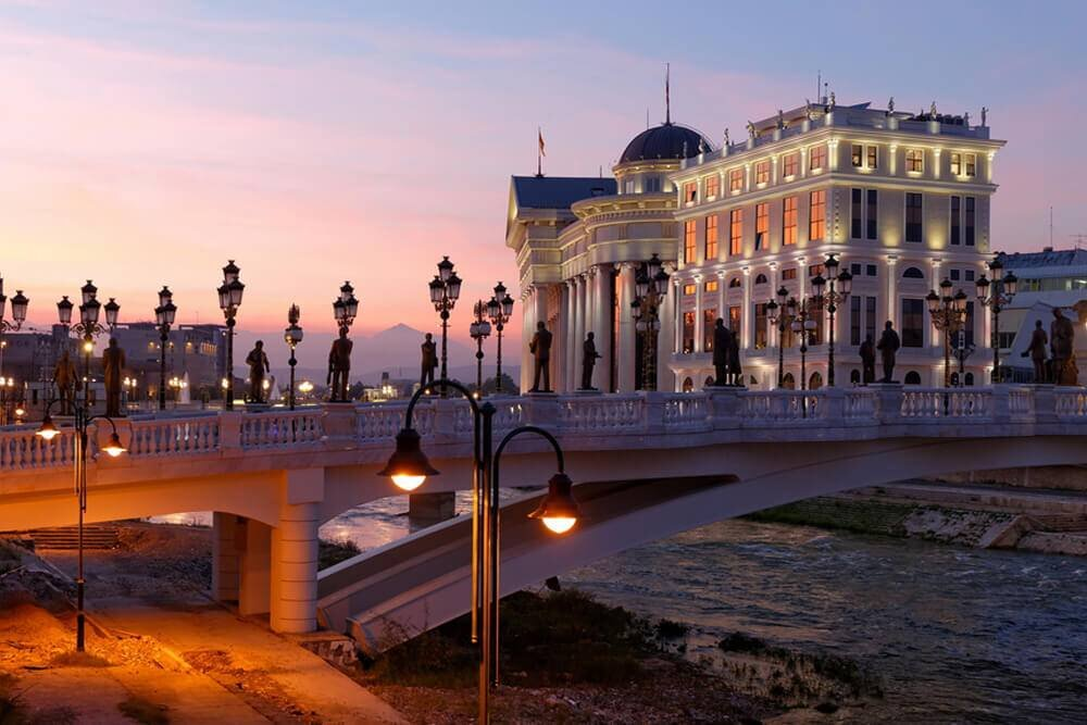 Üsküp - Ohrid Turu