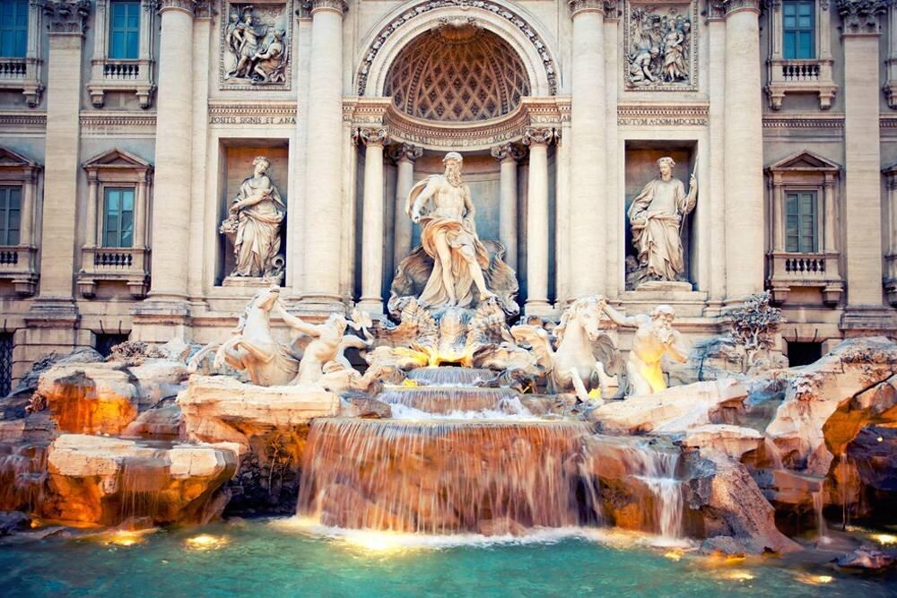 Floransa - Roma Turu