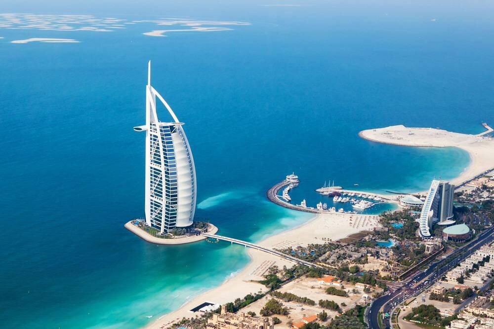 Dubai Turu Pegasus HY ile 4 Gece / 5 Gün