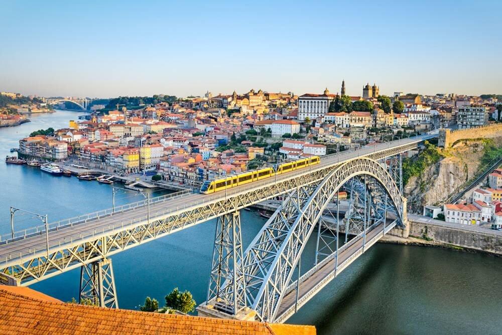 Porto - Lizbon Turu