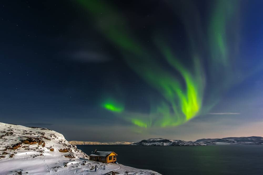Kuzey Işıkları Murmansk Turu Aeroflot HY ile 4 Gece / 5 Gün