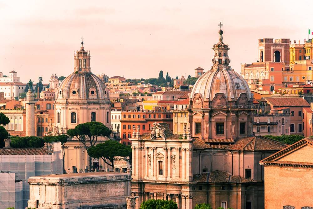 Roma Turu Pegasus HY ile 3 Gece / 4 Gün