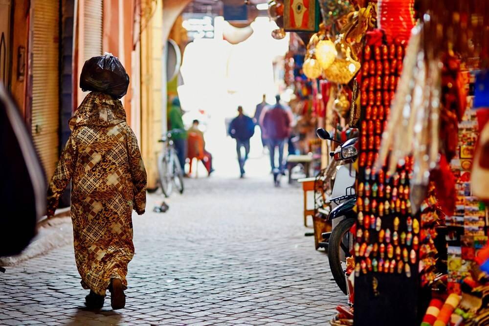 Kazablanka - Marakeş Turu