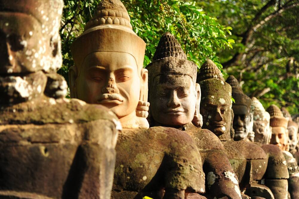 Tayland - Kamboçya - Vietnam Turu