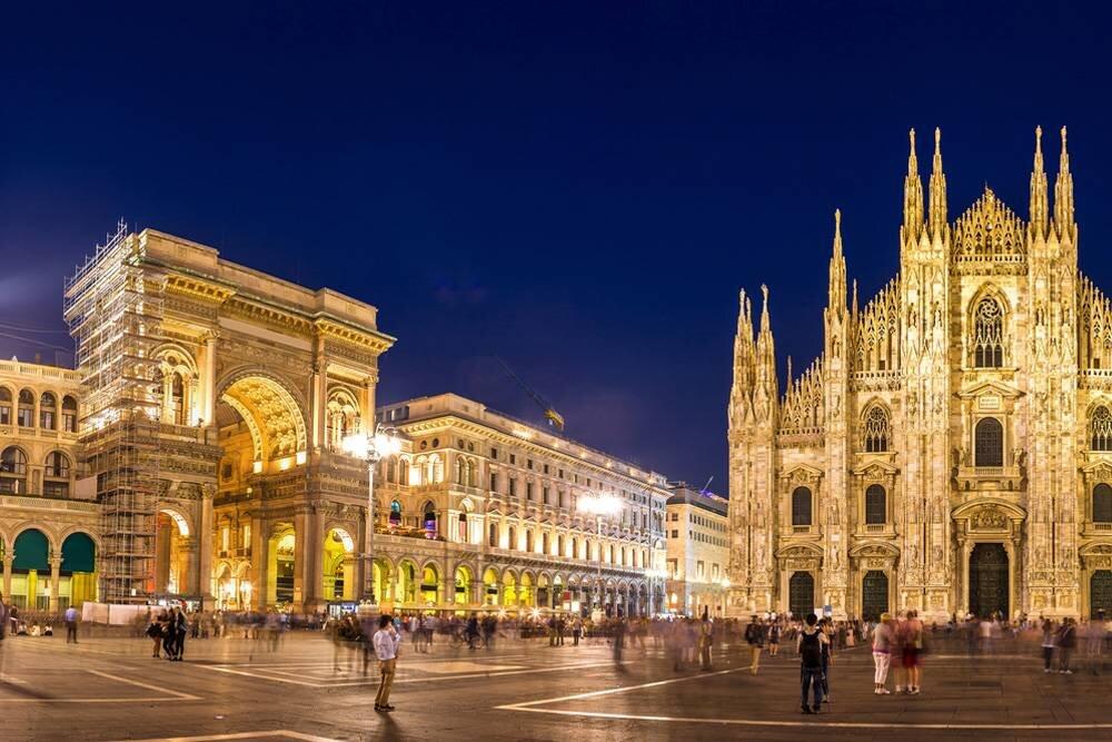 Marsilya - Nice - Milano Turu Pegasus HY ile 5 Gece / 6 Gün