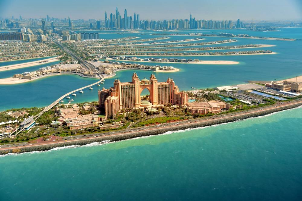 Dubai Turu (5* Dukes The Palm) THY ile 3 Gece / 4 Gün