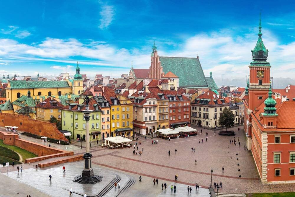Almanya - Polonya Turu PGS ile 7 Gece / 8 Gün