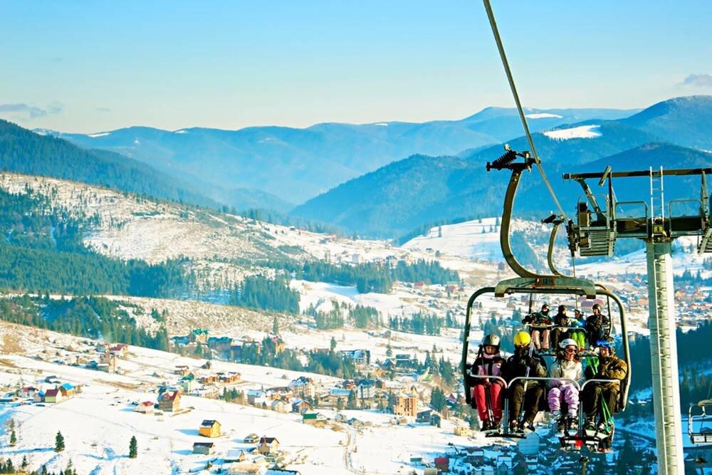 Bukovel Kayak Turu
