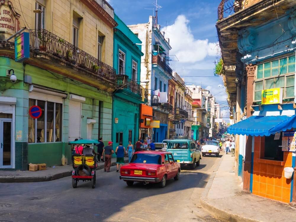 Büyülü Küba Turu (3*) THY ile 7 Gece / 8 Gün