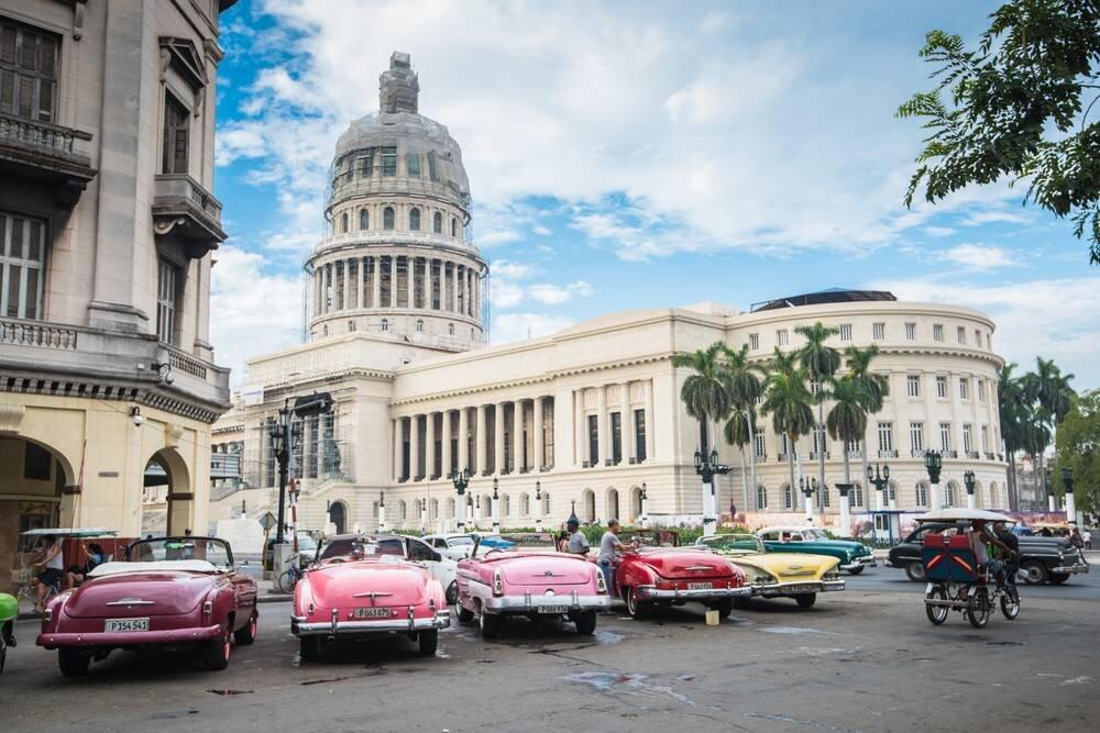 Büyülü Küba Turu (3*)